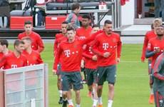 Sao Bayern khóc khi không được gọi lên tuyển Đức dự World Cup