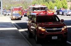 Nổ tại bang California của Mỹ, khiến ít nhất 4 người thương vong