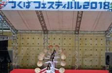 Văn hóa Việt Nam nổi bật trong lễ hội diễn ra tại Nhật Bản