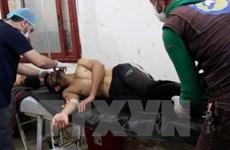 'Khí độc clo dường như được sử dụng trong vụ tấn công tại Syria'