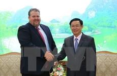 Công ty AES muốn đầu tư vào Dự án Nhà máy Nhiệt điện khí Sơn Mỹ 2