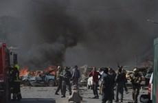 Nổ tại sân vận động gây thương vong lớn ở miền Đông Afghanistan