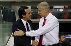 Unai Emery kế vị Arsene Wenger ngồi vào 'ghế nóng' tại Arsenal?