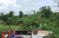 Thông tin mới về vụ tai nạn khiến 14 người Việt bị thương tại Lào