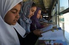 'Thiên đường lưu động' dành cho trẻ em tại Afghanistan