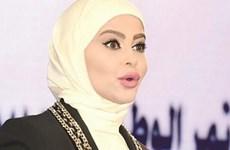 Nữ MC bị đình chỉ công tác vì khen đồng nghiệp trên truyền hình