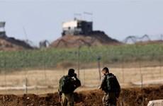 Israel cáo buộc Palestine tiếp tục nã hàng loạt rocket từ Dải Gaza