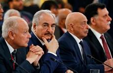Libya: Các bên đối địch đạt thỏa thuận tiến hành tổng tuyển cử
