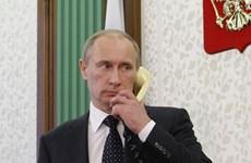 Tổng thống Nga, Thổ Nhĩ Kỳ thảo luận về Syria và hợp tác kinh tế