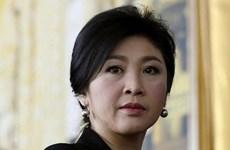 Thái Lan: Không có thông tin việc bà Yingluck được Anh cấp thị thực