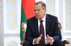 Nga thông báo Ngoại trưởng Lavrov thăm Triều Tiên vào ngày 31/5