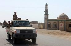 Quân đội Yemen tiến sát cảng Hodeida do phiến quân kiểm soát