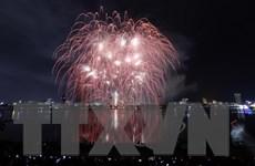 Italy và Hong Kong sẵn sàng so tài pháo hoa bên bờ sông Hàn