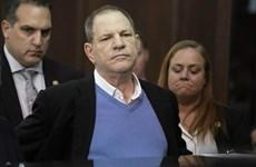 Nhà làm phim Harvey Weinstein bị truy tố tội hiếp dâm và cưỡng bức