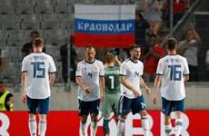 Đội tuyển Nga gây hoang mang trước thềm VCK World Cup 2018
