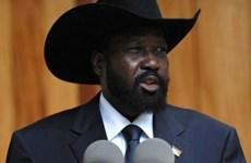 Tổng thống Nam Sudan thăm Ethiopia bàn chấm dứt cuộc nội chiến