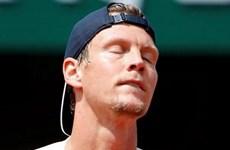 Roland Garros: Hạt giống tiếp tục đua nhau chia tay nước Pháp