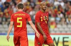Bỉ chốt danh sách dự World Cup: HLV Martinez tiếp tục gây sốc