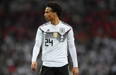 Đức chốt danh sách dự VCK World Cup 2018: Bất ngờ mang tên Sane