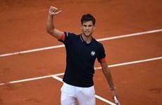 Roland Garros: 'Sát thủ' hạ Rafael Nadal ở Madrid vào bán kết
