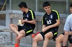 Bí quyết hồi phục năng lượng nhanh chóng của tuyển Hàn Quốc
