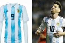 Cận cảnh áo đấu 'cực chất' của 32 đội tuyển dự World Cup 2018