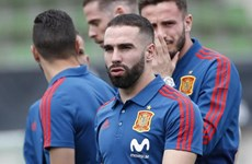 """Tây Ban Nha đón nhận tin vui trước trận """"đại chiến"""" Bồ Đào Nha"""