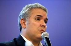 Colombia: Ông Ivan Duque có lợi thế trong cuộc bầu cử tổng thống