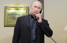 Tổng thống Nga và Ukraine điện đàm thảo luận về trao đổi tù nhân