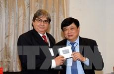 Việt Nam và Cuba tăng cường hợp tác trong công tác phát thanh