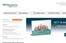 Hãng PR Newswire chính thức mở văn phòng đại diện tại TP.HCM