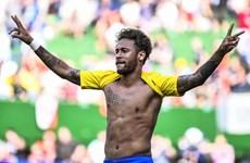 """Neymar tiếp tục 'nổ súng,"""" Brazil đã sẵn sàng cho giấc mơ World Cup"""