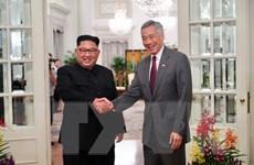 Lãnh đạo Triều Tiên có thể đi thăm các cơ sở kinh tế tại Singapore