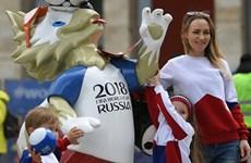 """Người Nga """"mở lòng"""" với bạn bè thế giới nhờ World Cup 2018"""
