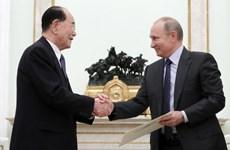 Tổng thống Putin mời nhà lãnh đạo Triều Tiên thăm Nga vào tháng 9