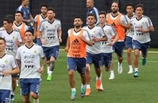 Argentina cần một chiến thắng trước Iceland để vượt qua sức ép