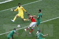 Tuyển Saudi Arabia lĩnh án phạt vì thua đậm Nga tại World Cup