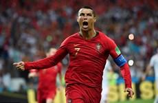 Cris Ronaldo lập hat-trick, Bồ Đào Nha thoát thua đầy kịch tính