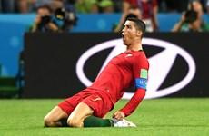 Ronaldo nói gì sau khi lập hat-trick vào lưới tuyển Tây Ban Nha?