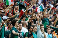 FIFA điều tra các cổ động viên Mexico kích động thủ môn tuyển Đức