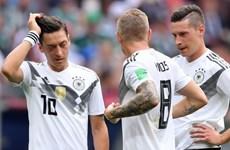 Thống kê sốc sau trận Mexico đánh bại đương kim vô địch Đức