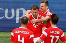 Lịch thi đấu World Cup 2018 ngày 19/6: Nga cầm vé vào vòng 1/8?