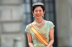 Công chúa Takamado dự khán trận Nhật Bản đối đầu Colombia