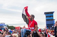 World Cup 2018: Ai Cập dùng bóng đá để quảng bá du lịch
