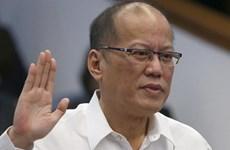 Cựu Tổng thống Philippines Aquino bị cáo buộc tội danh tham nhũng