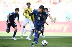 """Truyền thông Nhật Bản ca ngợi chiến thắng của """"Samurai Blue"""""""