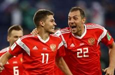 Cập nhật kết quả các trận đấu tại World Cup 2018 tính đến ngày 20/6