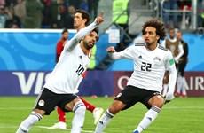 Kết quả World Cup 2018 ngày 20/6: Salah lập công, Nhật Bản gây sốc