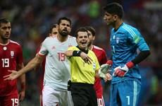 Costa ghi bàn may mắn, Tây Ban Nha nhọc nhằn hạ 'xe buýt' Iran