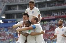 Đội tuyển Anh dắt tay Bỉ vào vòng 1/8 sau chiến thắng hủy diệt